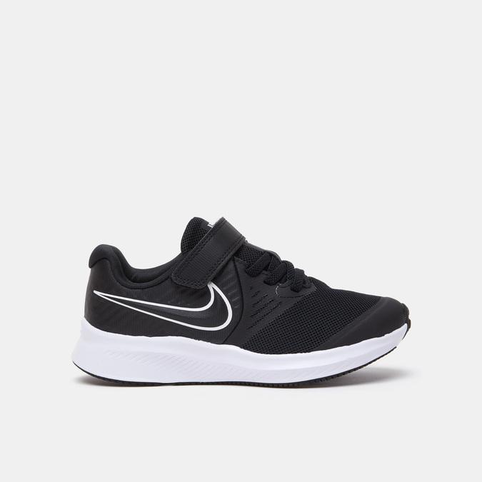 Chaussures Enfant nike, Noir, 301-6239 - 13