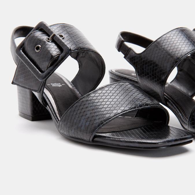 Chaussures Femme bata, Noir, 661-6211 - 19
