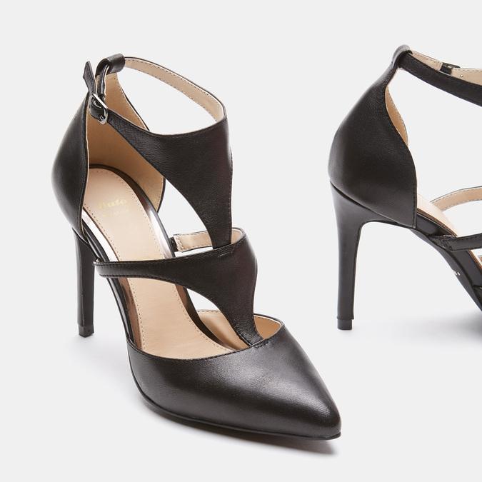 Chaussures Femme bata, Noir, 724-6365 - 19