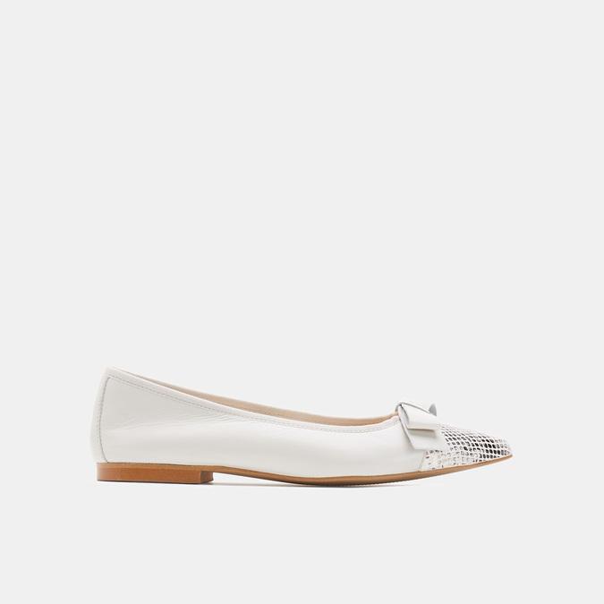 Chaussures Femme bata, Blanc, 524-1381 - 13