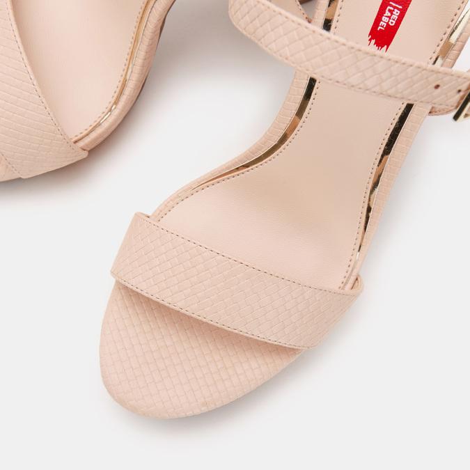 Chaussures Femme bata-rl, Rose, 761-5665 - 15