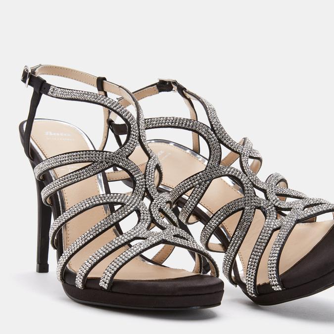 Chaussures Femme bata, Noir, 769-6442 - 16