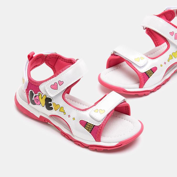 Chaussures Enfant mini-b, Blanc, 361-1317 - 19