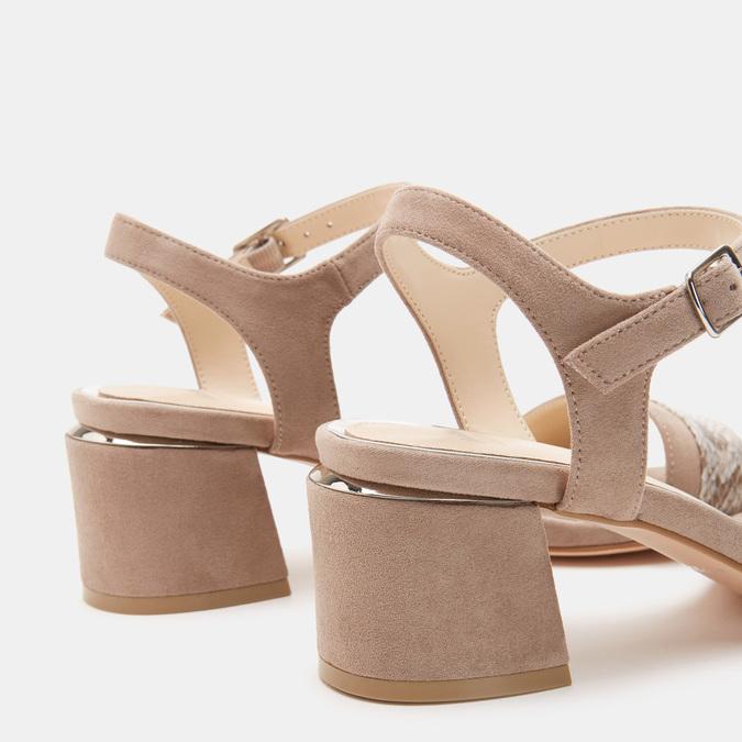 Chaussures Femme bata, Beige, 669-3221 - 17