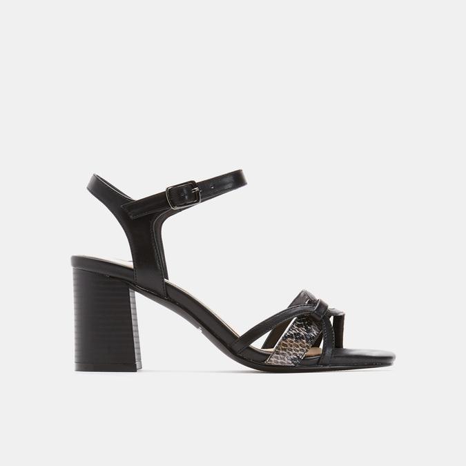 Chaussures Femme bata, Noir, 661-6220 - 13