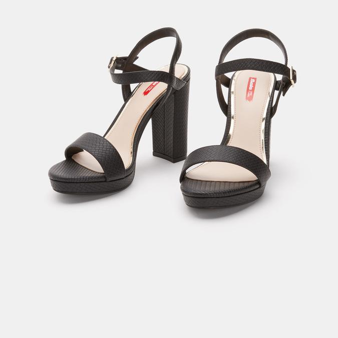 Chaussures Femme bata-rl, Noir, 761-6665 - 16