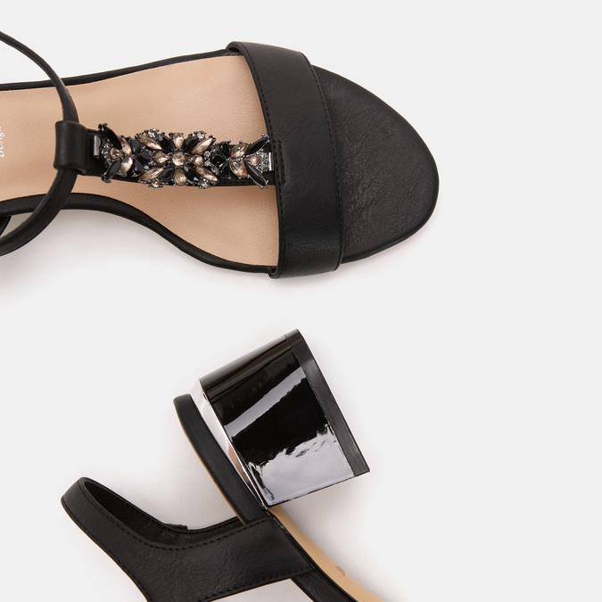 Chaussures Femme bata, Noir, 661-6385 - 19