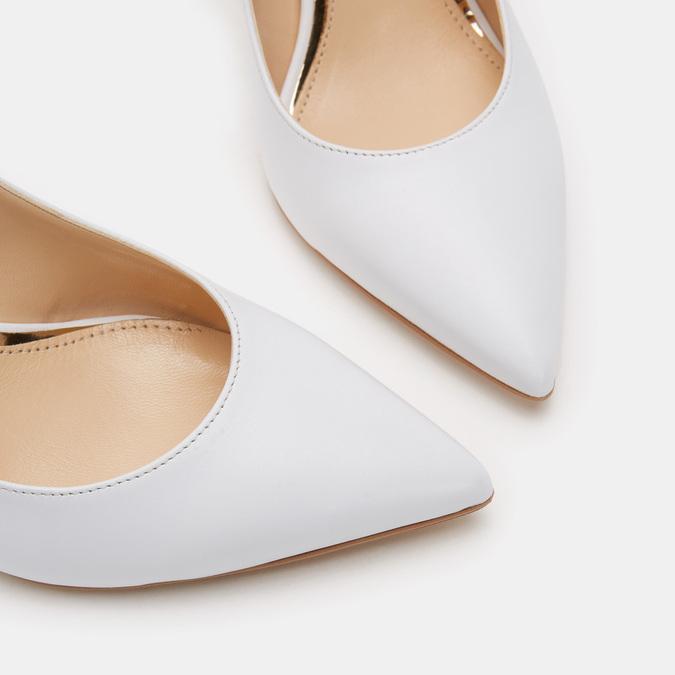 Chaussures Femme bata, Blanc, 724-1413 - 16