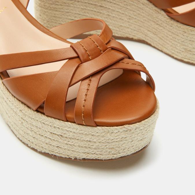 Chaussures Femme bata, Brun, 761-3782 - 26
