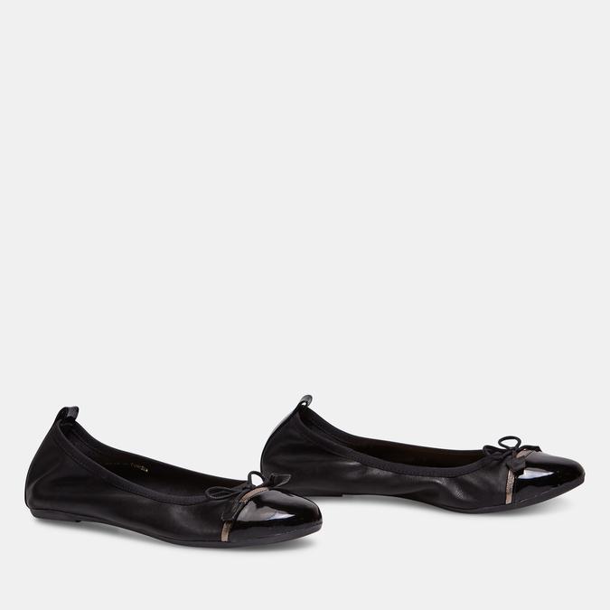 Ballerines femme bata, Noir, 524-6388 - 26