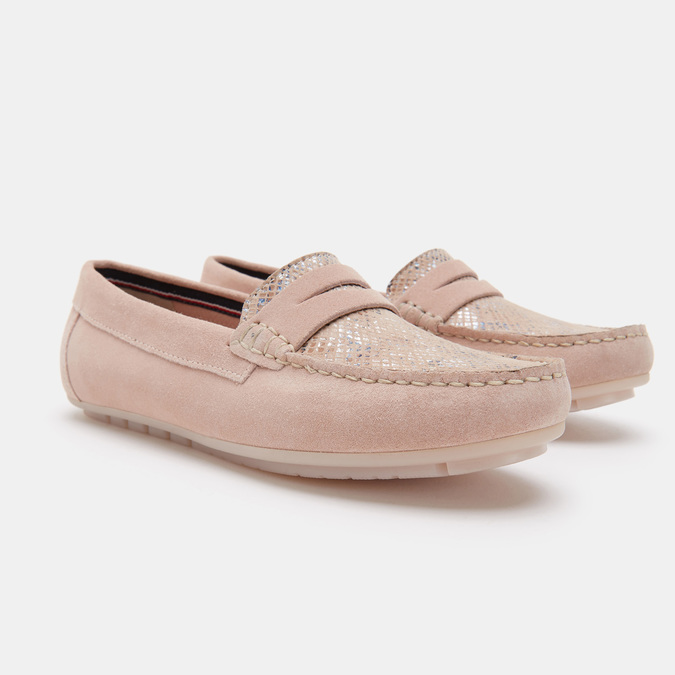 Chaussures Femme bata, Rose, 513-5221 - 15