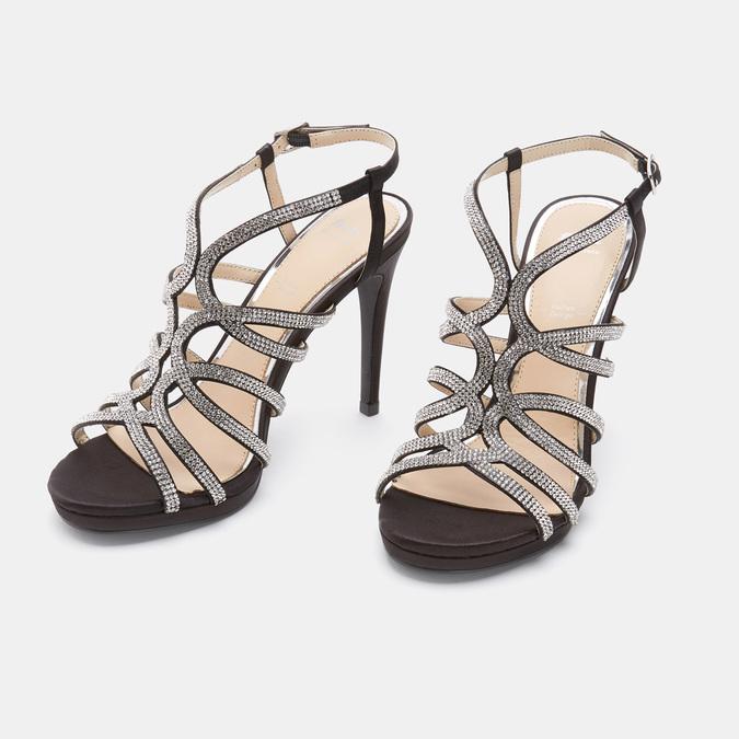 Chaussures Femme bata, Noir, 769-6442 - 17