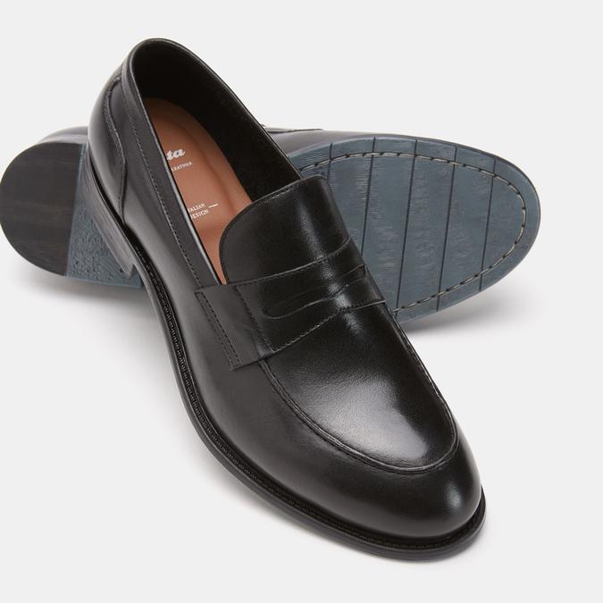 Chaussures Homme bata, Noir, 814-6145 - 19