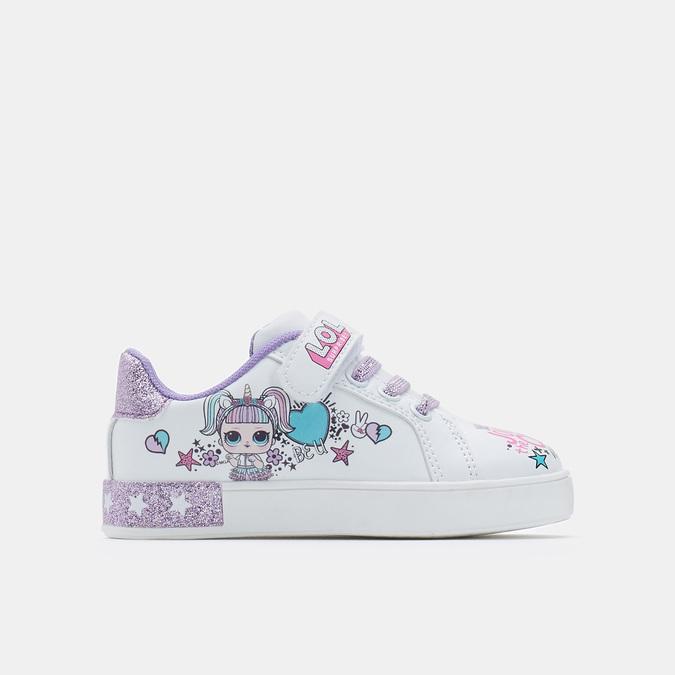 Chaussures Enfant, Blanc, 221-1263 - 13