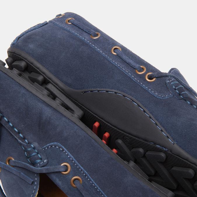 Chaussures Homme bata, Bleu, 813-9132 - 17