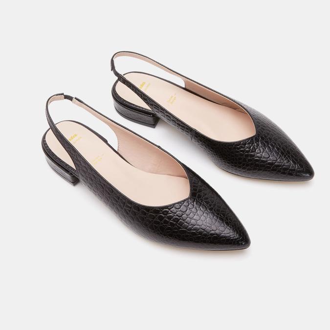 Chaussures Femme bata, Noir, 534-6171 - 19