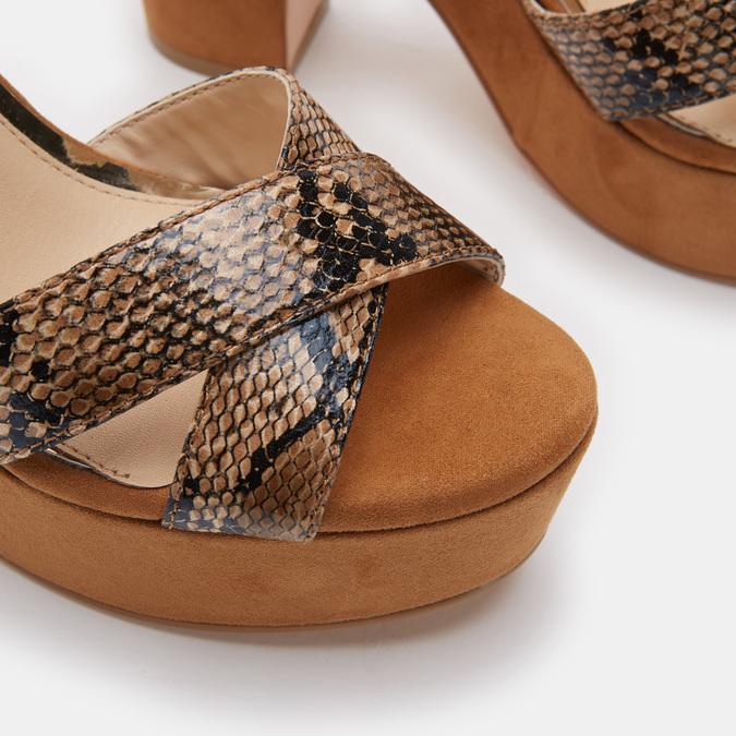 Chaussures Femme bata, Brun, 769-3467 - 26