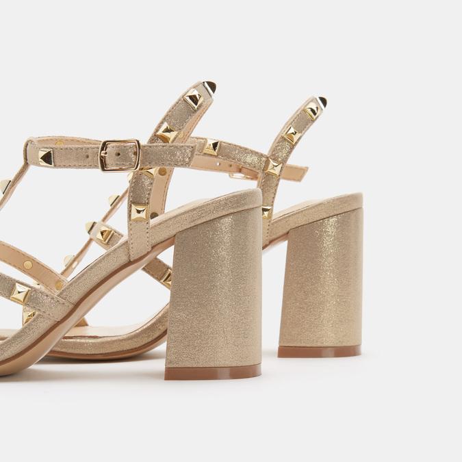 Chaussures Femme bata, Or, 769-8439 - 17