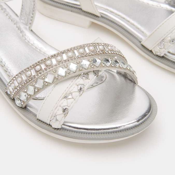 Chaussures Enfant mini-b, Blanc, 361-1360 - 26