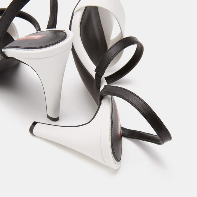 Chaussures Femme bata-rl, Blanc, 761-1664 - 17