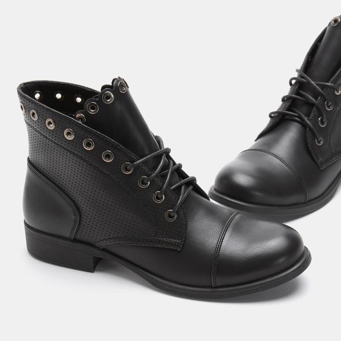 Chaussures Femme bata, Noir, 591-6169 - 19
