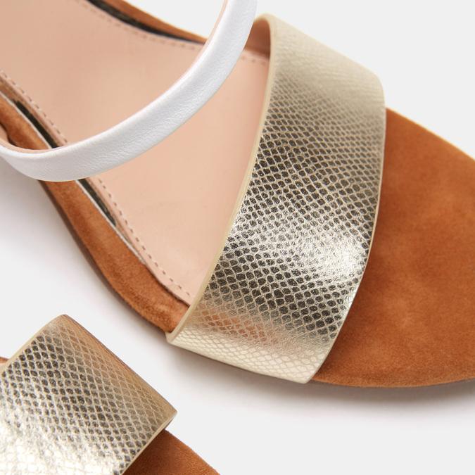 Chaussures Femme bata, Beige, 664-8225 - 26