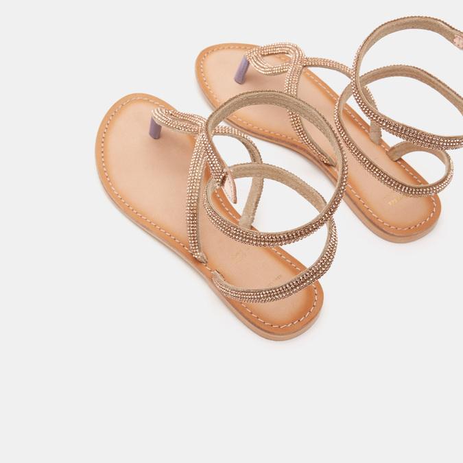 Chaussures Femme bata, Beige, 564-8708 - 19
