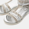 Chaussures Enfant mini-b, Argent, 361-2362 - 26