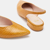 Chaussures Femme bata, Jaune, 534-8171 - 26