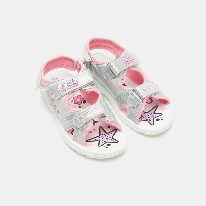 Chaussures Enfant, Argent, 261-2169 - 19