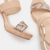 Chaussures Femme bata, Beige, 769-3221 - 19