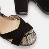 Chaussures Femme bata, Noir, 769-9466 - 17