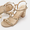 Chaussures Femme bata, Or, 769-8439 - 15