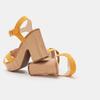 Chaussures Femme bata-rl, d'Orange, 769-8496 - 17