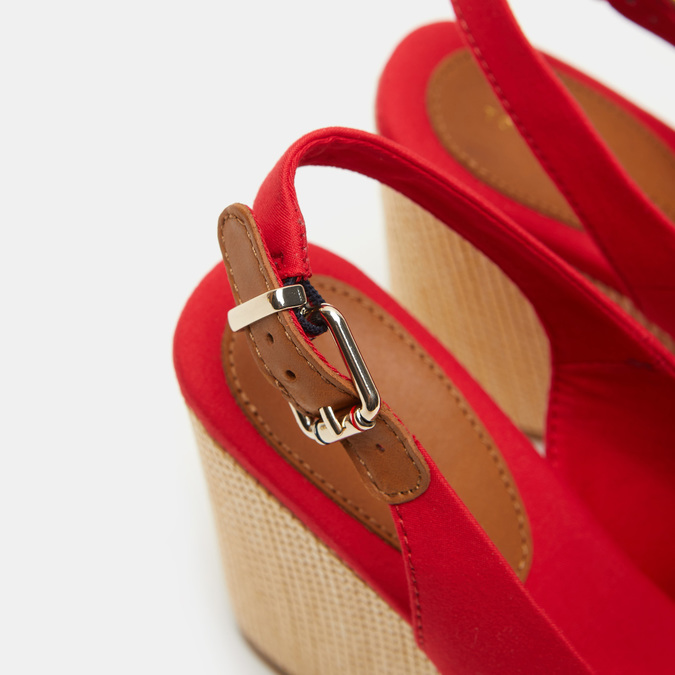 Chaussures Femme tommy-hilfiger, Rouge, 769-5365 - 26