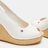 Chaussures Femme tommy-hilfiger, Blanc, 769-1365 - 16