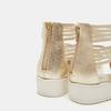Chaussures Femme bata-rl, Or, 561-8671 - 26