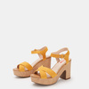Chaussures Femme bata-rl, d'Orange, 769-8496 - 16