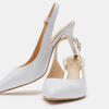 Chaussures Femme bata, Blanc, 724-1413 - 17
