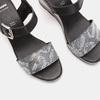 Chaussures Femme bata, Noir, 764-6757 - 16