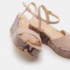 Chaussures Femme bata, Beige, 763-8749 - 17