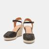 Chaussures Femme bata, Noir, 769-6769 - 19