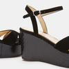 Chaussures Femme bata, Noir, 763-6749 - 26