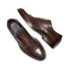 Chaussures Homme bata, Brun, 824-4870 - 26