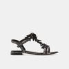 Chaussures Femme bata, Noir, 566-6704 - 13