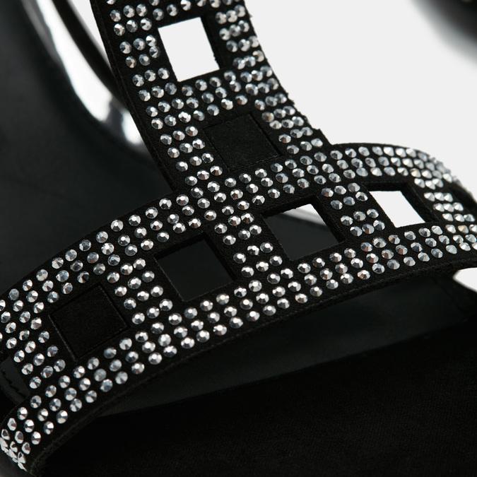 Chaussures Femme bata, Noir, 671-6145 - 26