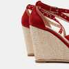 Chaussures Femme bata, Rouge, 769-5775 - 16