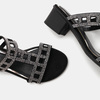 Chaussures Femme bata, Noir, 671-6145 - 19