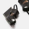 Chaussures Femme bata, Noir, 761-6778 - 19