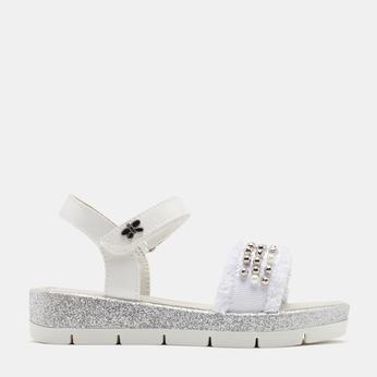 Chaussures Enfant lulu, Blanc, 369-1300 - 13